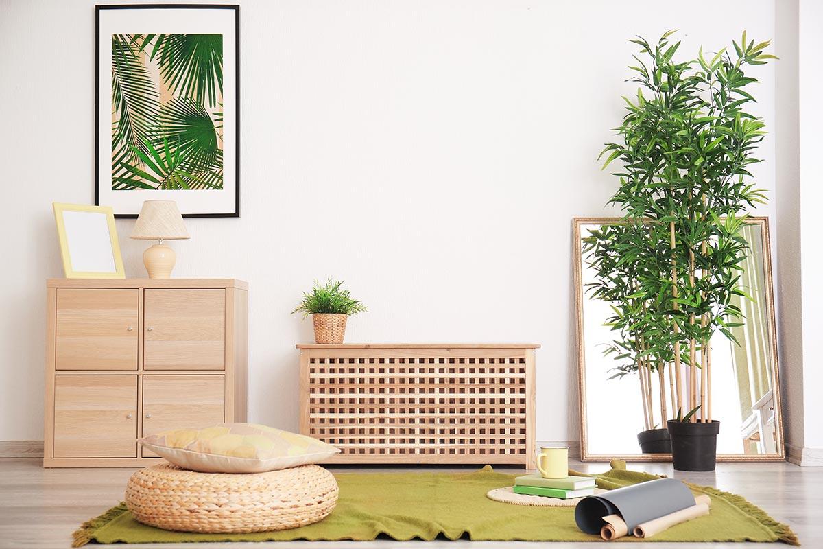 Come arredare un piccolo soggiorno stile moderno.