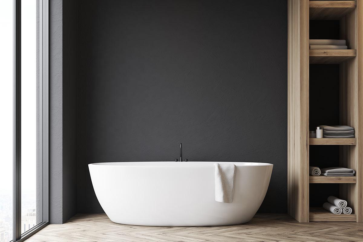 Bagno Nero 40 Idee Per Un Bagno Di Classe Ispiratevi