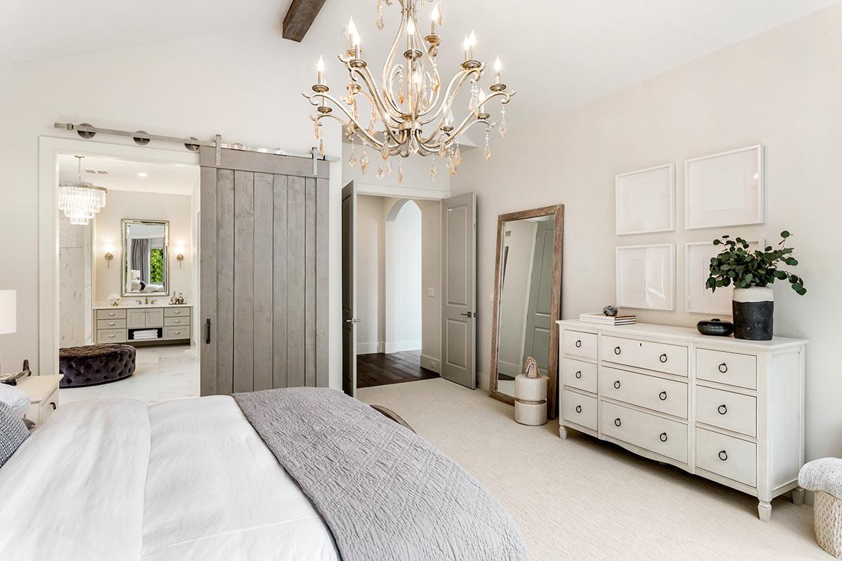 camera da letto completa stile moderno