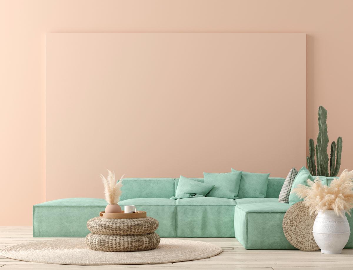 Colori pareti soggiorno: 25 idee di abbinamento per un ...