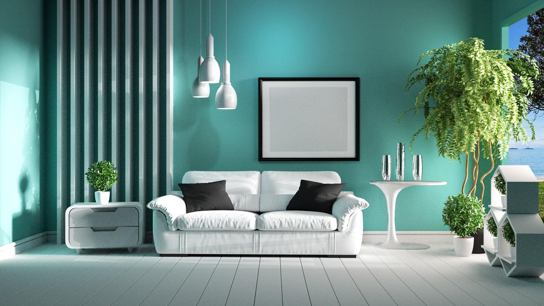 Pareti Di Casa Colori colori pareti soggiorno: 25 idee di abbinamento per un