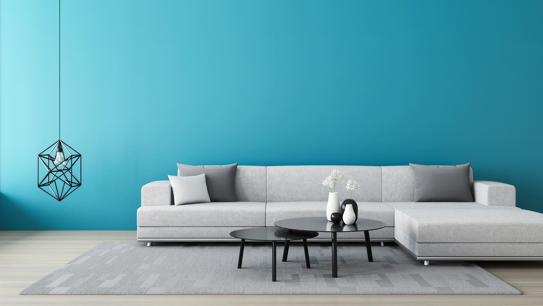 Pitture Per Saloni Moderni colori pareti soggiorno: 25 idee di abbinamento per un