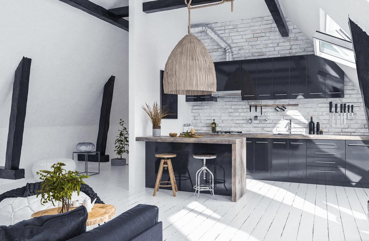 Cucine open space: 20 idee per un ambiente moderno e ...