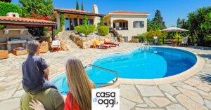 Prezzi piscine interrate in giardino