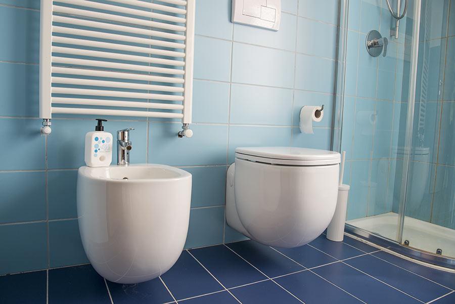 Sanitari Sospesi Per Un Bagno Dal Design Moderno 15