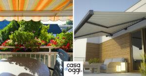 tende da sole per esterno prezzi, balcone e terrazzo.