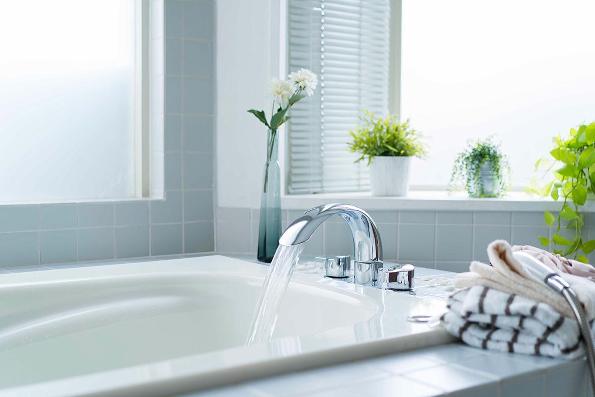 Rubinetteria design per il bagno