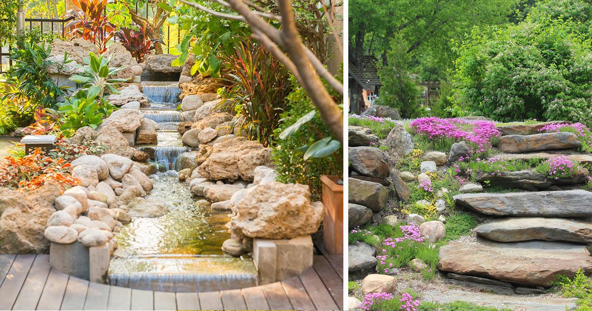 giardino-roccioso da sogno