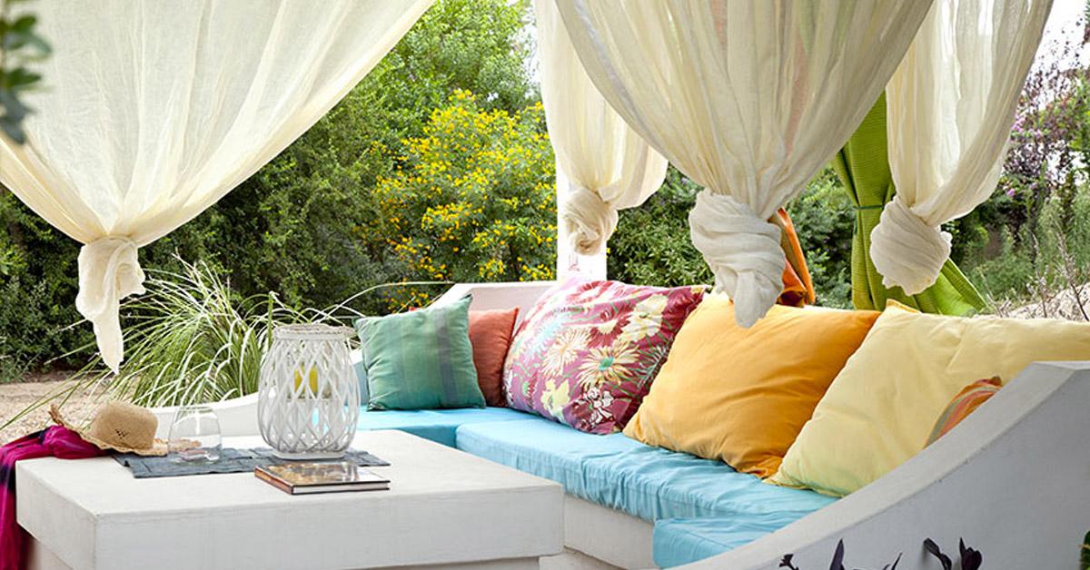 idee per arredare il tuo giardino in estate