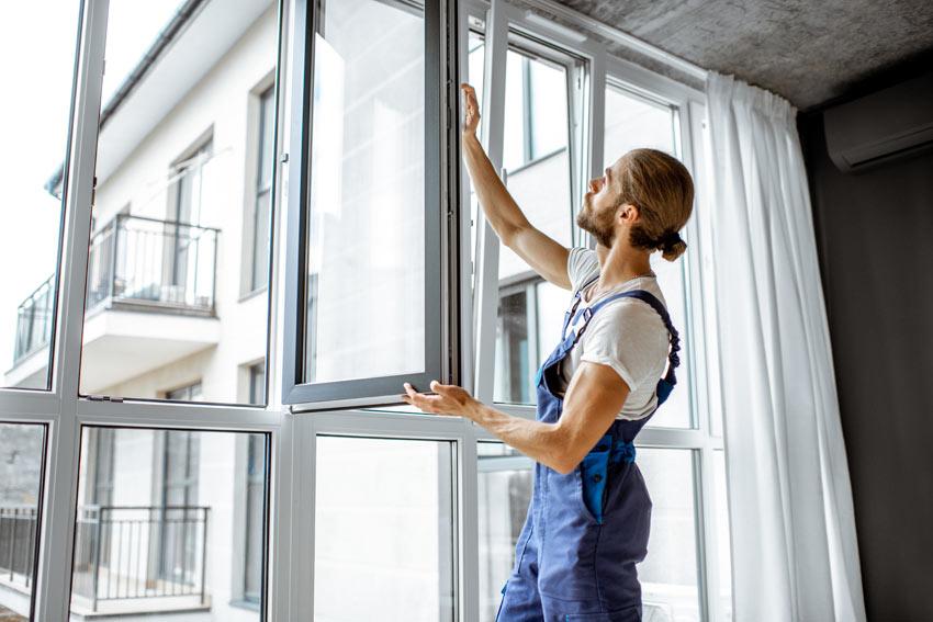 lavori finestre superbonus-110