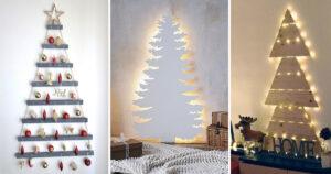 albero-di-natale-a-parete