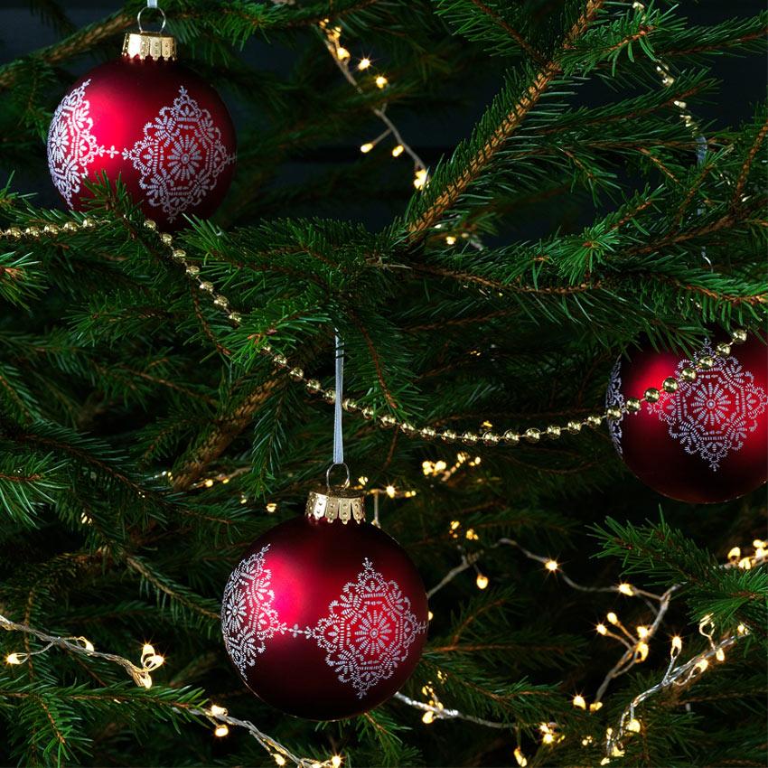Immagini Palline Natalizie.Palline Di Natale Ikea Il Meglio Della Collezione 2020