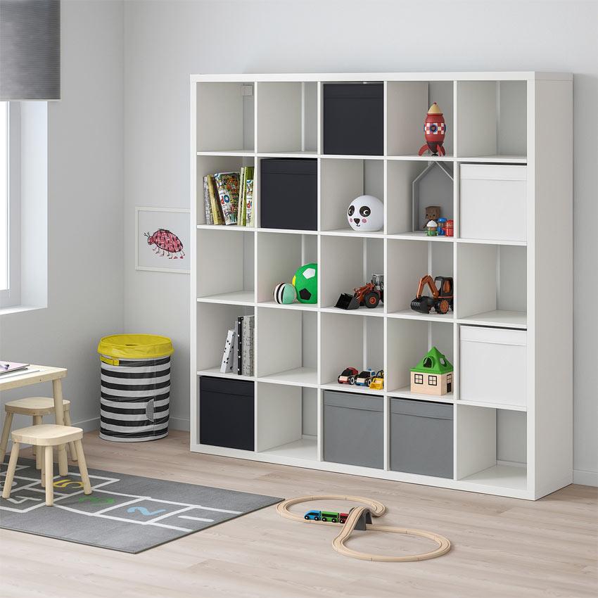 libreria ikea kallax