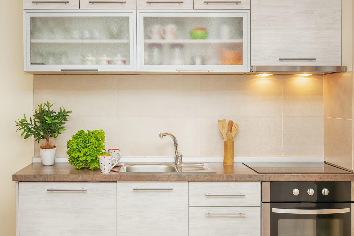 illuminazione-cucina sotto cappa