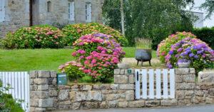 recinto in pietra casa