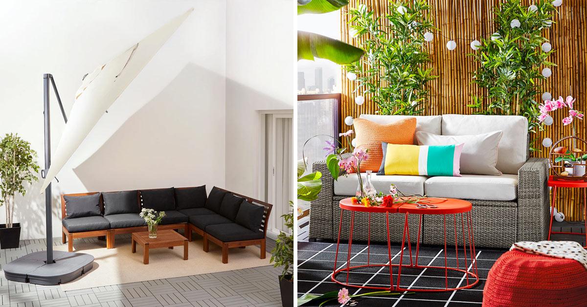 Arredare giardino con IKEA