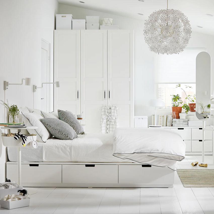 Letti matrimoniali IKEA